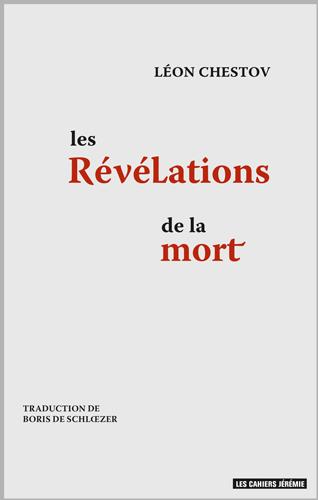 pdf akklésia Révélations Chestov couv