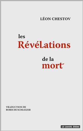 pdf revelations mort chestov akklesia
